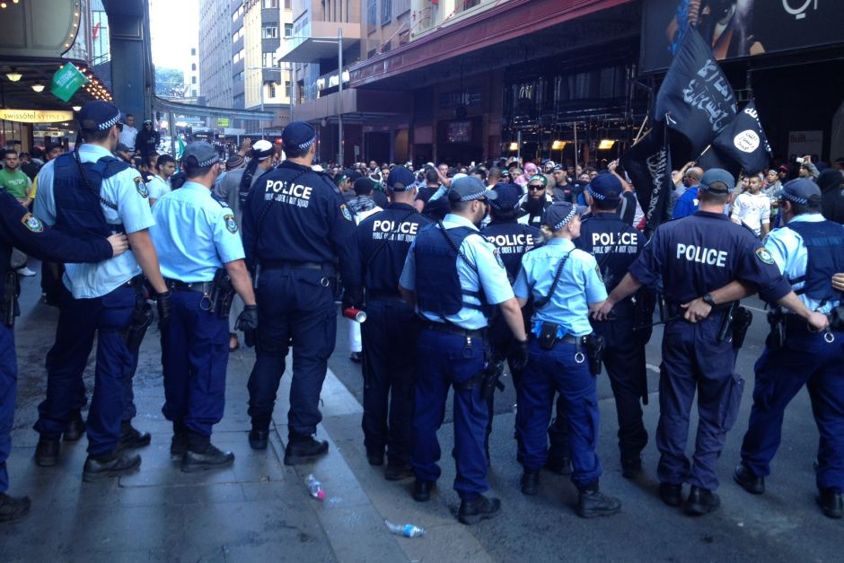 muslim riots sydney 2013 gmc - photo#4