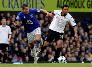 Prediksi Everton vs Fulham 28 April 2012