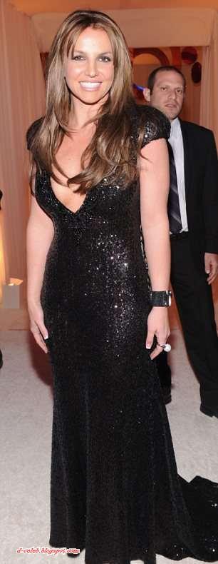 Penampilan Seksi Britney Spears yang Hot di Acara Oscar 2013