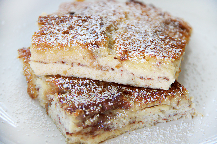Easter Brunch Recipe – Baked French Toast