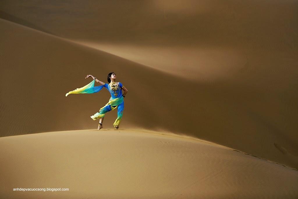 Vũ điệu sa mạc 2