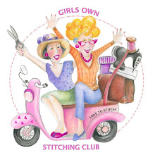 Girls Own Stitching Club