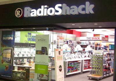 adioS RadioShack