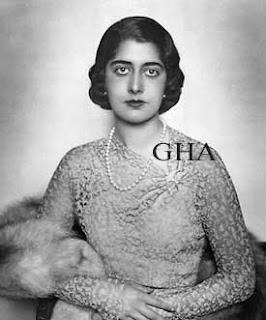 Princesse Maria de Savoie 1914-2001