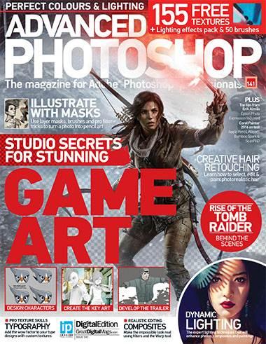 Advanced Photoshop Magazine Issue 141 2015