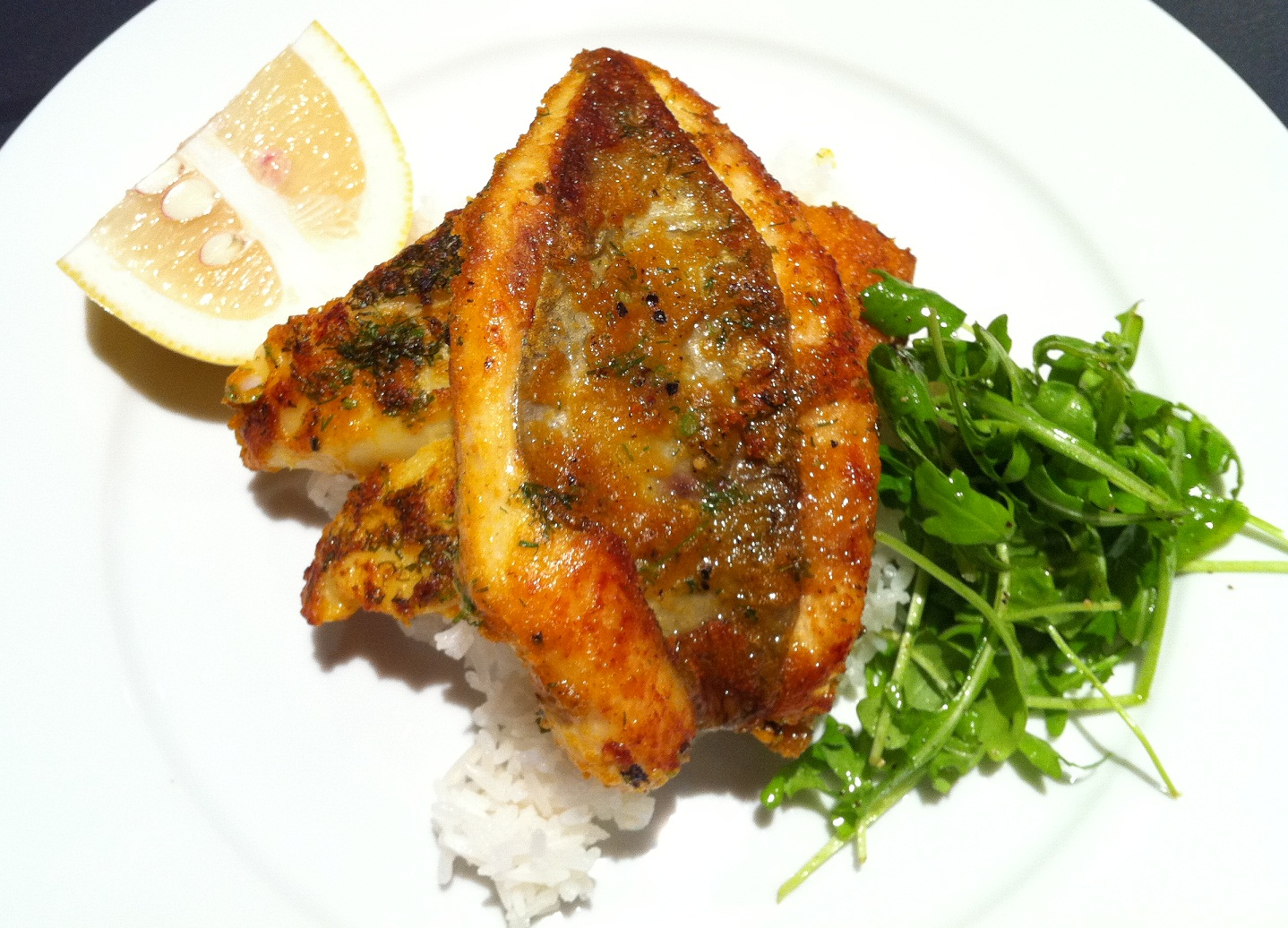 Pan-Fried John Dory Recipe — Dishmaps