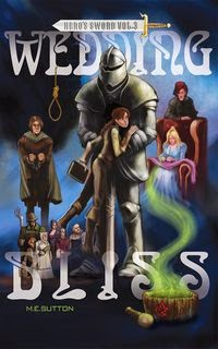 Wedding Bliss: Hero's Sword, Volume 3
