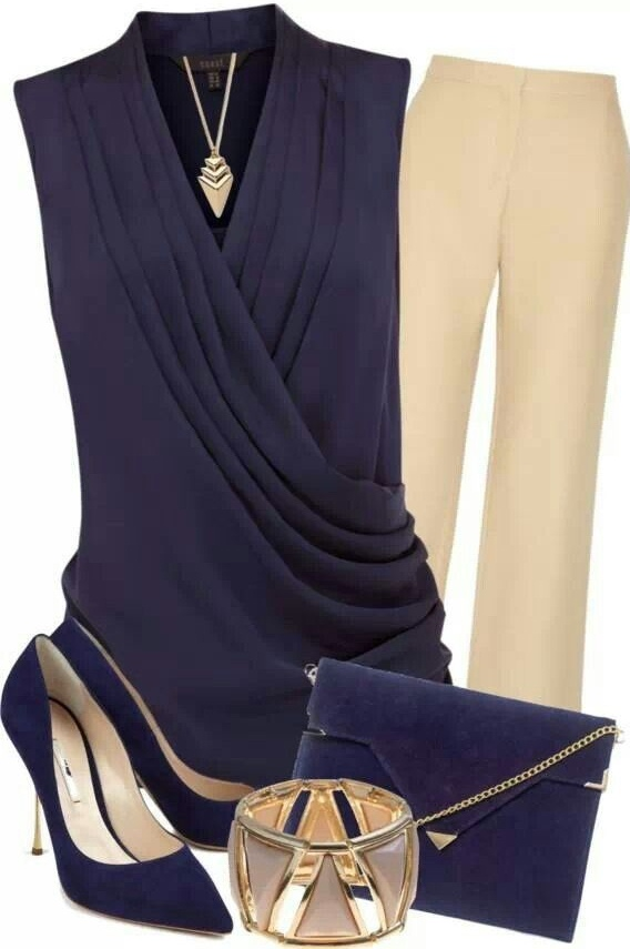 Top 10 Atrractive Chic Outfits For Office