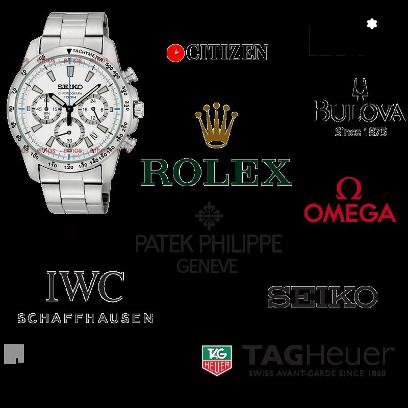 Top 10 Best Selling Watch Brands In World Top 10 Brands