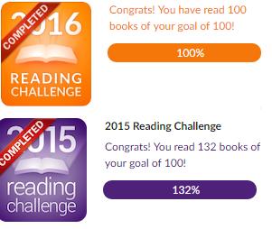 Goodread Challenge