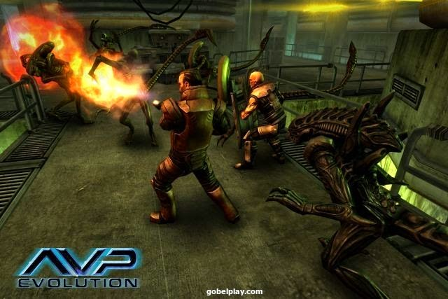 Free Download AVP Evolution Apk