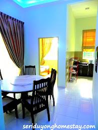 Ruang Makan & Dapor