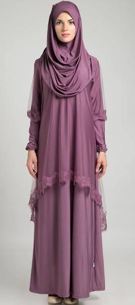 Foto Model Baju Pesta Muslim