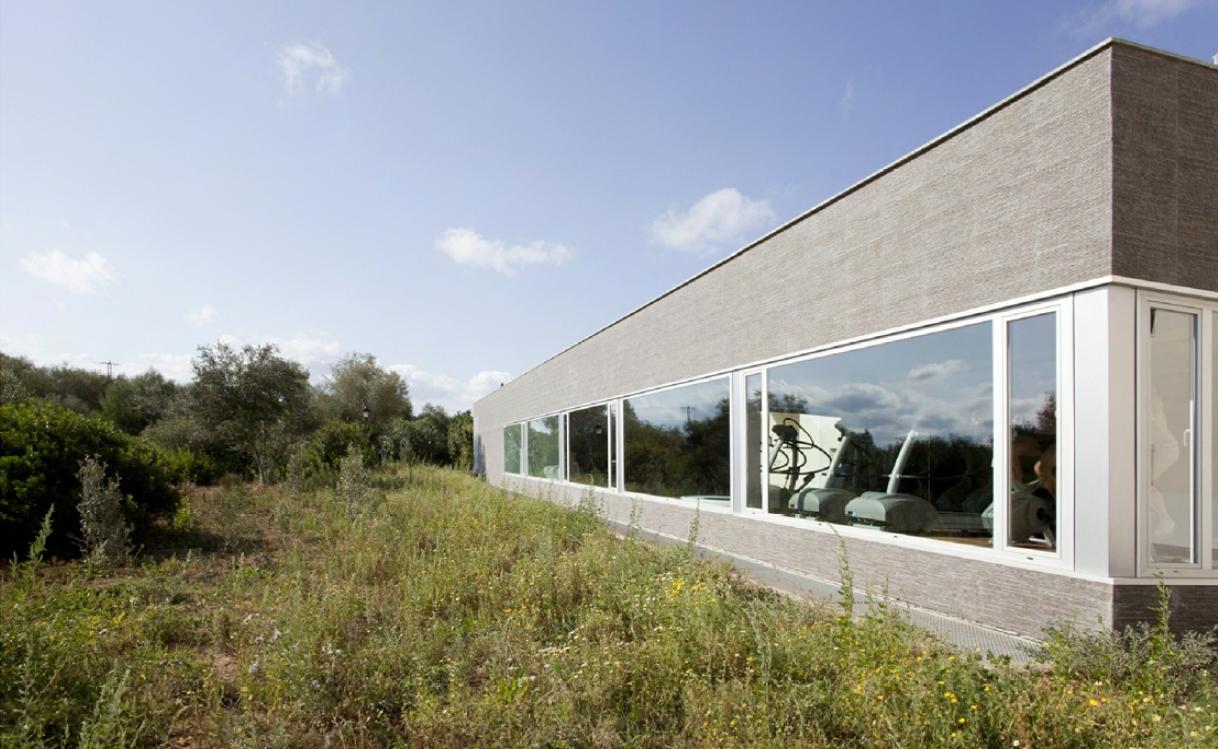 Piscina y spa en mallorca a2 arquitectos arquigrafia - Arquitectos en mallorca ...