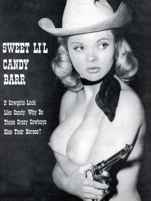 candy barr smart alec video