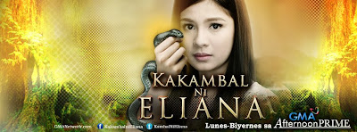 Kakambal ni Eliana Romance Fantasy Drama | Eliana's Twin Sibling GMA Entertainment TV Group