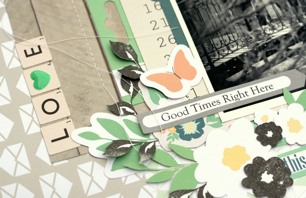 Amélie Mordret Chickaniddy Date Night Layout close-up3