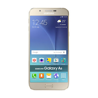 Samsung Galaxy A8 SM-A800 Gold Smartphone