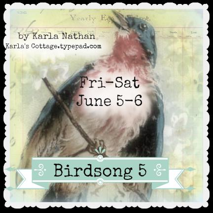 Birdsong 5 (2015) - Karla's Cottage