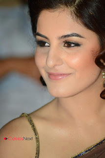 Isha Talwar Pictures in Designer Dress at GJG Audio Launch  0020.jpg
