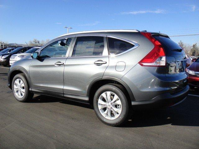 Honda CR-V 2012 chega em março com motor 2.0 a gasolina