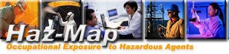relaciona agentes-ocupaciones-enfermedades