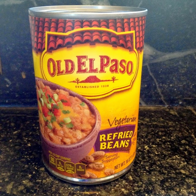 Old El Paso Vegetarian Refried Beans