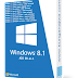 Microsoft Windows 8.1 ( x86/ x64 ) AIO 20 in 1 Pre-Activated April 2014 Full Version Free Download