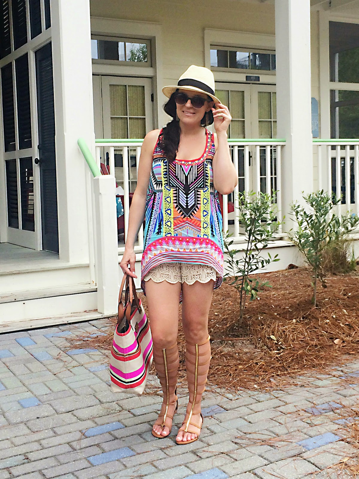 beach styles, clothes, what to wear to the beach