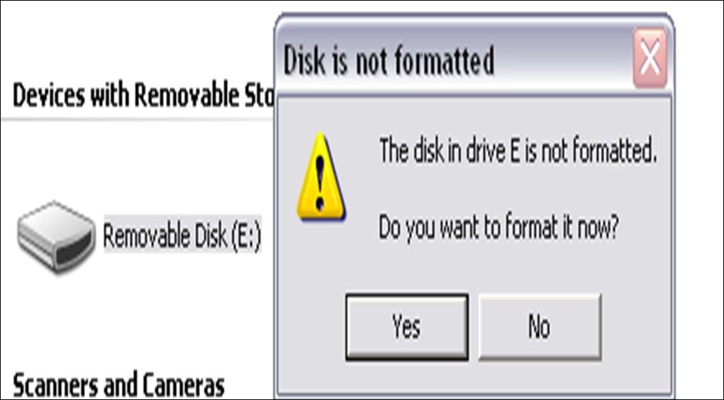 Mengembalikan Data Pada Memory Card Yang Minta Format