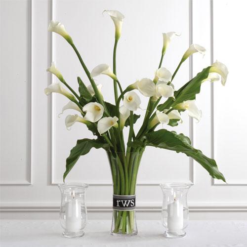 Calla Lily Altar Arrangement