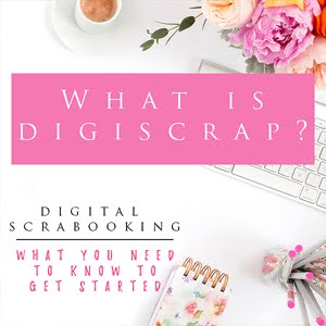 What is DigiScrap?