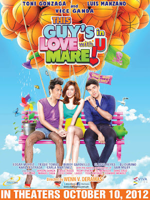 This Guy's In Love With You Mare New Poster
