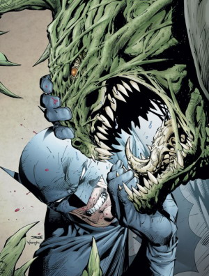 Killer Croc (DC Comics) Character Review - Killer Croc Vs Batman