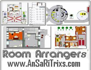 Room Arranger 8.0 with Activation Key Free Download Crack