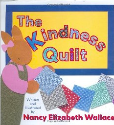 the kindness quilt picture book for children