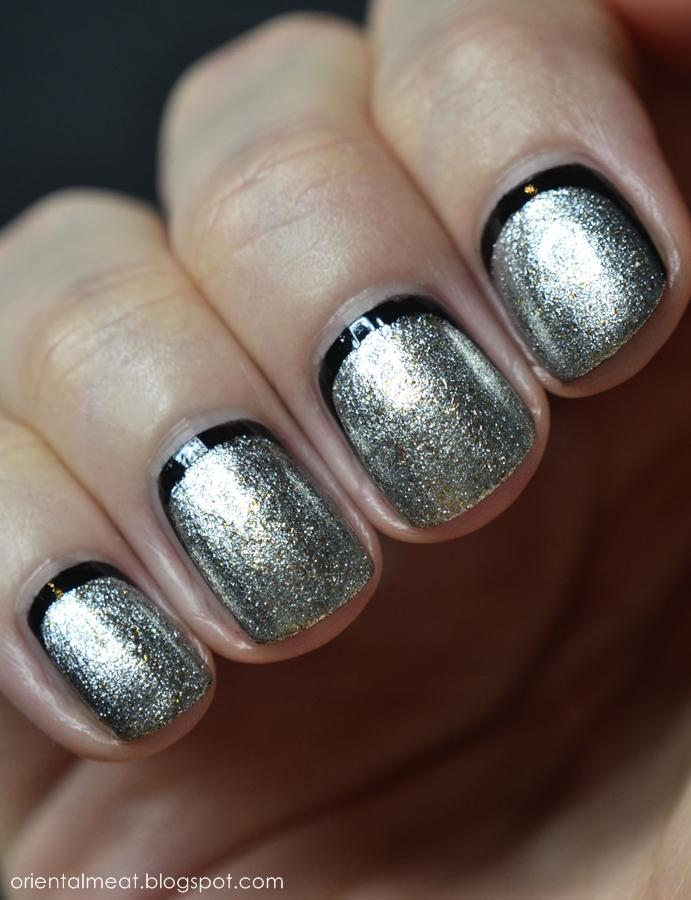 Silver ruffian