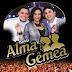 Banda Alma Gêmea - CD Ao Vivo Em Cedro - SE 20/07/2014 Repertorio Novo