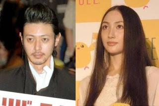 Pasangan aktor Odagiri Joe dan Kashii Yu Berduka