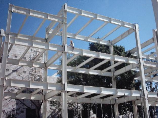 CONSTRUCCION 6 FACULTAD DE ARQUITECTURA: ESTRUCTURACION DE EDIFICIOS ...