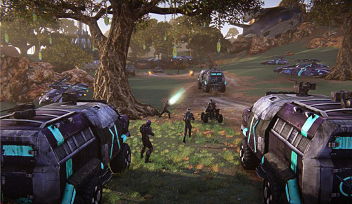 PlanetSide 2 &#8211; Launch Trailer