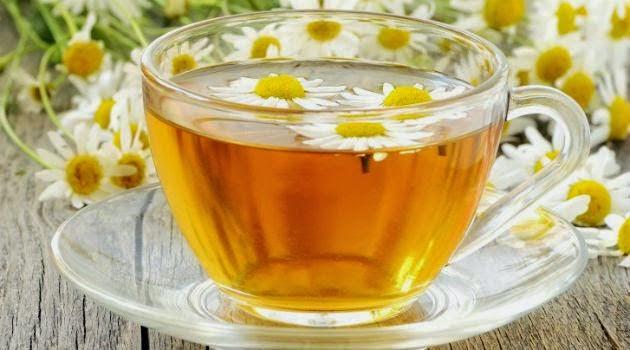 Chá de camomila e seus benefícios