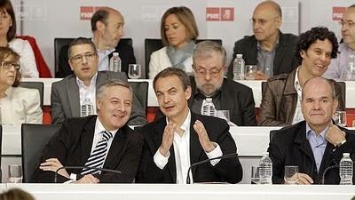 Presidente del gobierno, zapatero