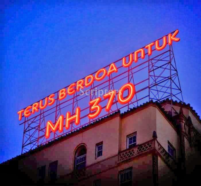 Himpunan Gambar Menarik #PrayforMH370