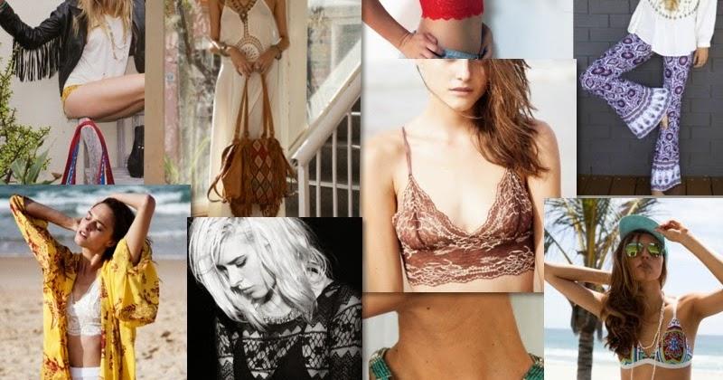 Hippie Influenced Fashion Style Crossword