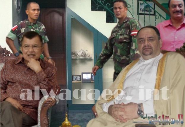 د. الطوخي في لقاء مع يوسف كالا نائب رئيس جمهورية اندونيسيا