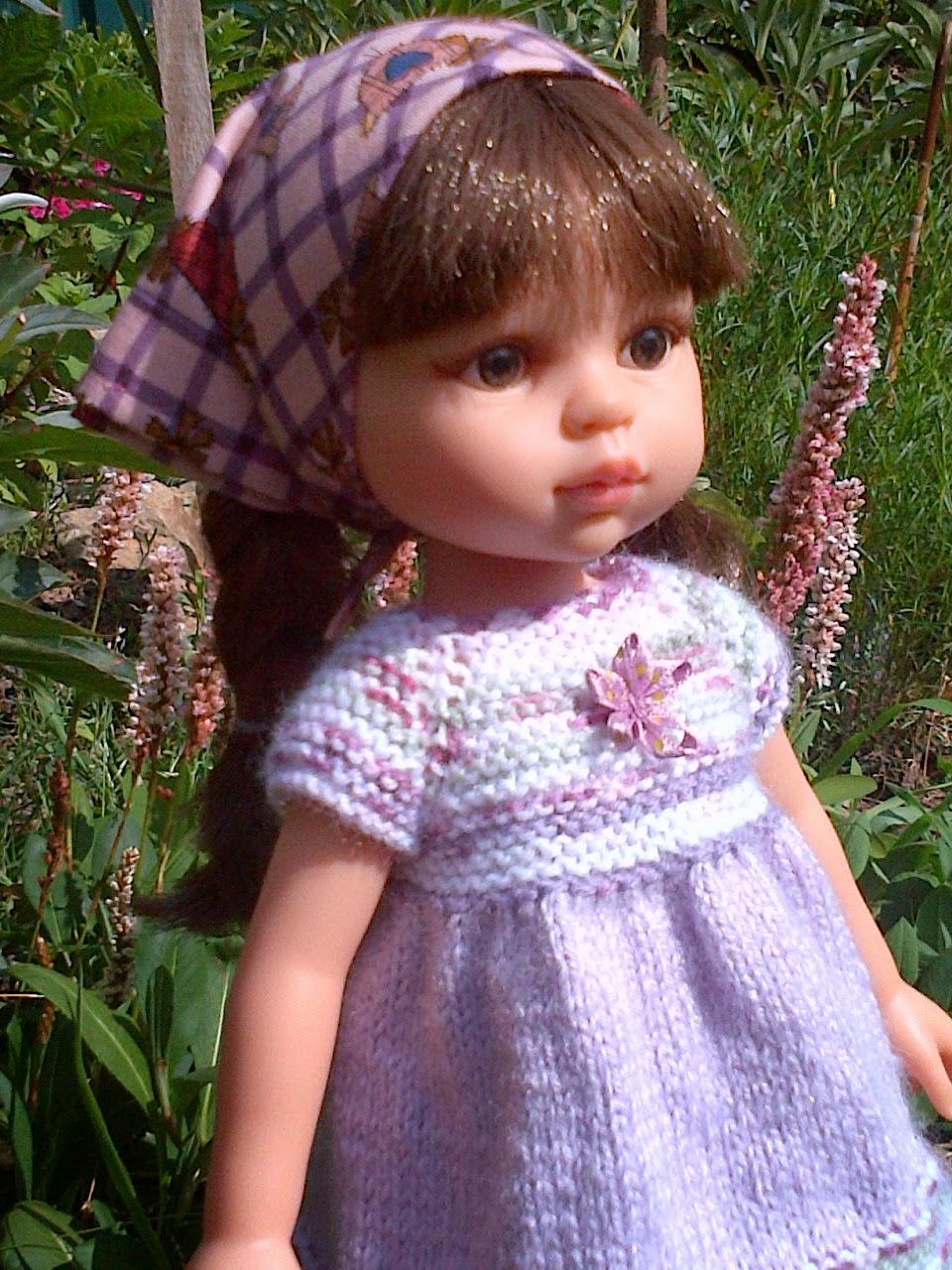 Ccommeceline petite tenue pour aller au jardin - Petit jardin ru ...