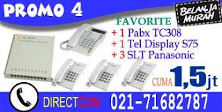 PABX Favorite TC308 CEK PROMO