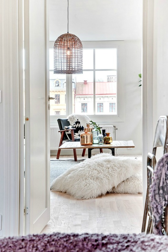stylish space in Goteborg