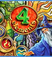 Cover 4 elements Puzzle Keren